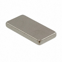 1.0 X 1/2 X 1/8THICK|Radial Magnet Inc