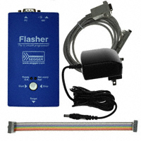5.04.01 FLASHER ST7|Segger Microcontroller Systems