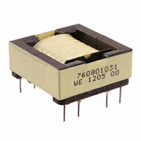 760801031|Midcom / Wurth Electronics