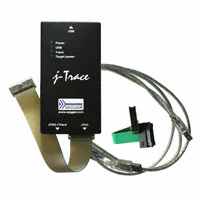 8.10.00 J-TRACE ARM|Segger Microcontroller Systems