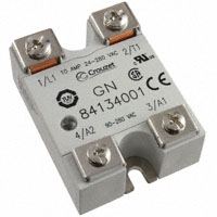 84134001|Crouzet C/O BEI Systems and Sensor Company