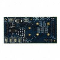 CDB2000-DCCLKCP|Cirrus Logic