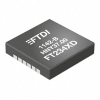 FT234XD-R|FTDI, Future Technology Devices International Ltd