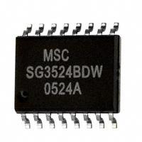 SG3524BDW|Microsemi